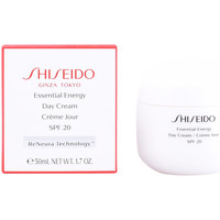 Bellezza Donna Antietà & Antirughe Shiseido Essential Energy Day Cream Spf20  50 ml