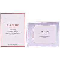 Bellezza Donna Detergenti e struccanti Shiseido The Essentials Refreshing Cleansing Sheet  30 uds
