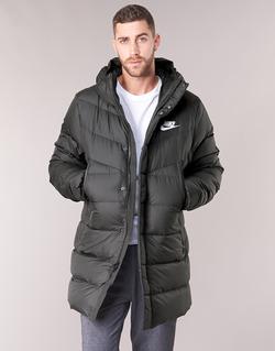 Abbigliamento Uomo Piumini Nike BRENLA Nero