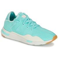 Scarpe Donna Sneakers basse Le Coq Sportif SOLAS W SUMMER FLAVOR Blue