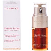Bellezza Donna Antietà & Antirughe Clarins Double Serum Traitement Complet Anti-âge Intensif  30 ml