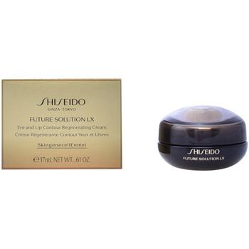 Bellezza Donna Antietà & Antirughe Shiseido Future Solution Lx Eye & Lip Cream  17 ml