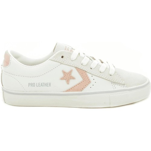 CONVERSE 160926C PRO LEATHER VULC WHITE/PINK
