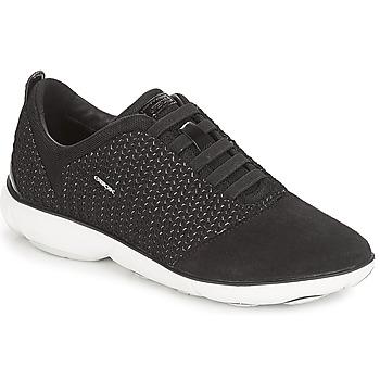 Scarpe Donna Sneakers basse Geox D NEBULA Nero