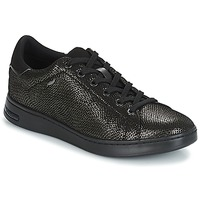 Scarpe Donna Sneakers basse Geox D JAYSEN Grigio / Nero