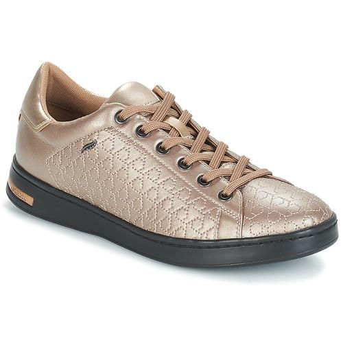 Geox D JAYSEN Beige  Scarpe Sneakers basse Donna 115