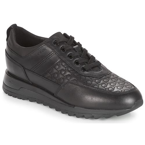 Geox D TABELYA Nero  Scarpe Sneakers basse Donna 125