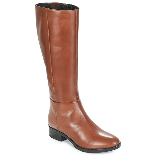 Geox D FELICITY Marrone  Scarpe Stivali Donna 124