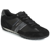 Scarpe Uomo Sneakers basse Geox U WELLS Nero / Marine