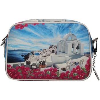 Borse Donna Tracolle Y Not? ? J-310 Borsa Donna White Party White Party