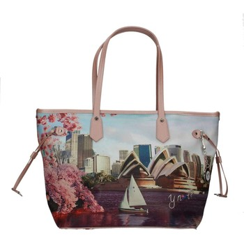 Borse Donna Tote bag / Borsa shopping Y Not? ? J-319 Shopping Bag Donna Sidney Date Sidney Date