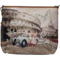 Borse Donna Tracolle Y Not? ? J-349 Borsa Donna Life In Rome Life In Rome