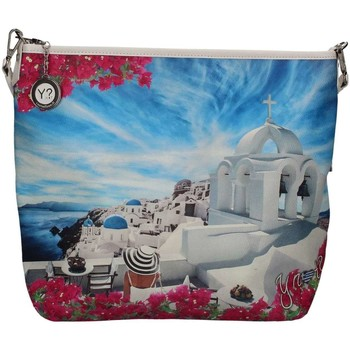 Borse Donna Tracolle Y Not? ? J-349 Borsa Donna White Party White Party