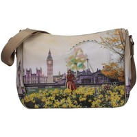 Borse Donna Tracolle Y Not? ? J-370 Borsa Donna Flower Tower Flower Tower