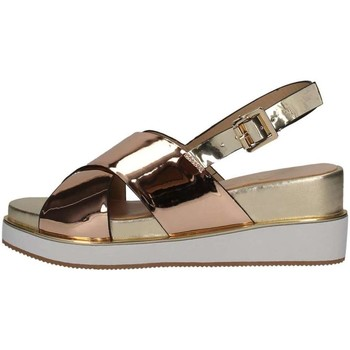 Scarpe Donna Sandali Gattinoni Penji0698wla540 Scarpa Donna Metallic Copper Gold Metallic Copper Gold