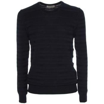 Abbigliamento Uomo Maglioni Nero Giardini P874200U 200-UNICA - Maglia Gi  Blu
