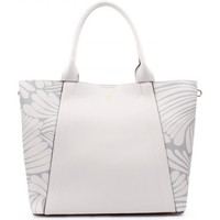 Borse Donna Tote bag / Borsa shopping Y Not? ? - Shop l wht AIR001 Bianco