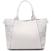Borse Donna Tote bag / Borsa shopping Y Not? ? - Shop m wht AIR002 Bianco