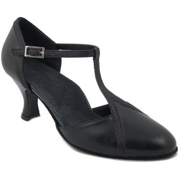 Scarpe Donna Sandali Osvaldo Pericoli Scarpa da ballo-Charleston nero