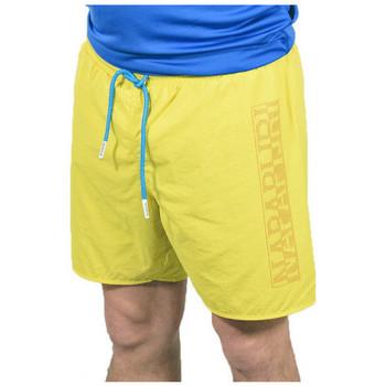 Abbigliamento Uomo Costume / Bermuda da spiaggia Napapijri VARCOMare giallo