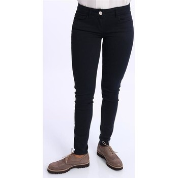 Abbigliamento Donna Jeans slim Seventy PANTALONI SLIM BLU Blue