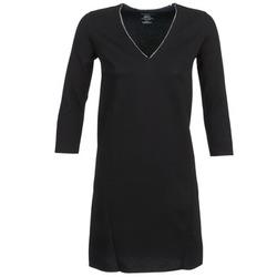 Abbigliamento Donna Abiti corti Majestic BRUNEHILDE Nero