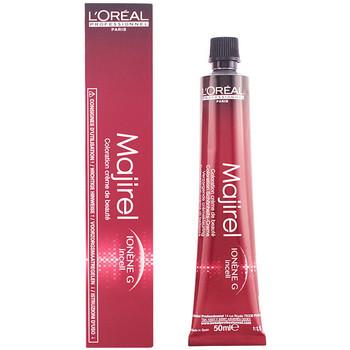 Bellezza Tinta L'oréal Majirel Ionène G Coloración Crema  7,44 L'Oreal Expert Profess