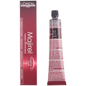 Bellezza Tinta L'oréal Majirel Ionène G Coloración Crema  6,3