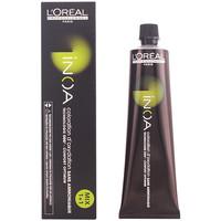 Bellezza Accessori per capelli L'oréal Inoa Coloration D'Oxydation Sans Amoniaque 1 60 Gr 60 g