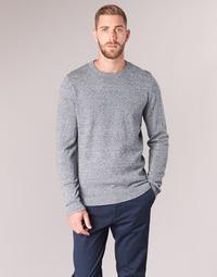 Abbigliamento Uomo Maglioni Jack & Jones JJEBASIC Blu