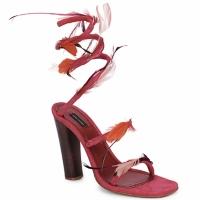 Scarpe Donna Sandali Marc Jacobs MJ16385 Rosa
