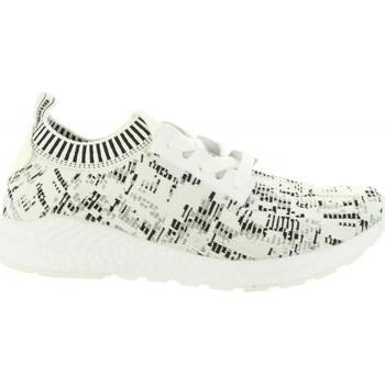 Scarpe Unisex bambino Sneakers basse MTNG 84574 ZERIT Blanco