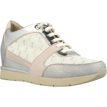 Scarpe Donna Sneakers Stonefly JACKIE 5 Argento