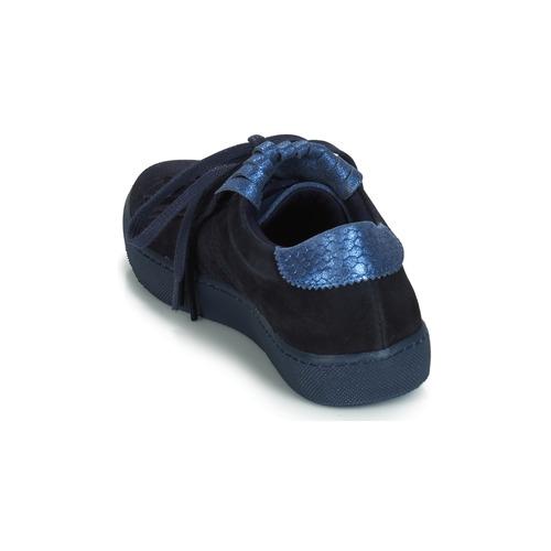 André California Blu - Consegna Gratuita- Scarpe Sneakers Basse Donna 6230