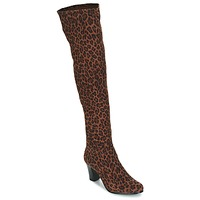 Scarpe Donna Stivali André PRISCA 3 Leopard