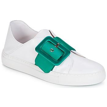 Scarpe Donna Sneakers basse Minna Parikka ROYAL Bianco