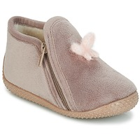 Scarpe Unisex bambino Pantofole André REVE Taupe