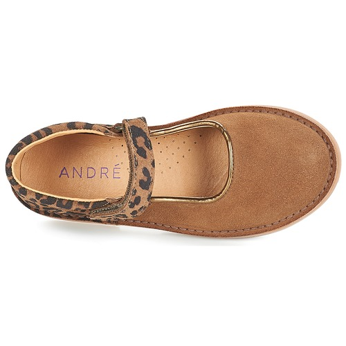 André Aurora Bambino Scarpe Consegna Gratuita Ballerine 3540 Camel 0Nwmvn8
