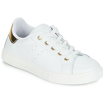 Scarpe Bambina Sneakers basse André TAMARA Bianco