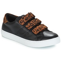 Scarpe Donna Sneakers basse André PADDLE Leopard
