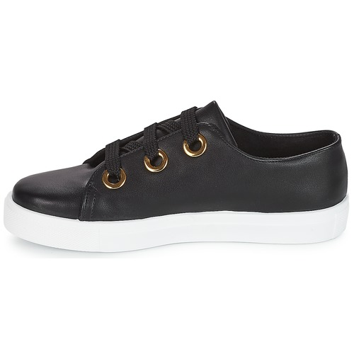Gratuita Donna Basse Sneakers Spike Consegna André 3540 Nero Scarpe D2IeHbW9EY