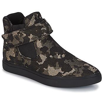 Scarpe Donna Sneakers alte André SKATE Nero