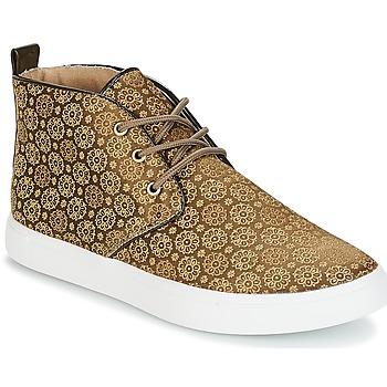 Scarpe Donna Sneakers alte André EMPEREUR Kaki