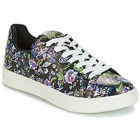 Scarpe Donna Sneakers basse André FLOWER Nero