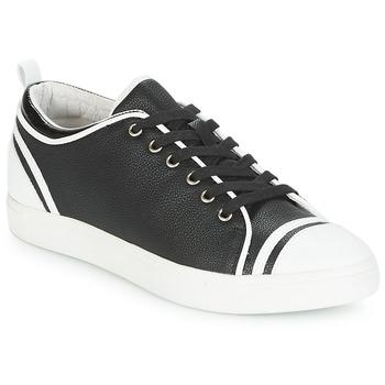 Scarpe Donna Sneakers basse André LEANE Nero / Bianco
