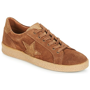 Scarpe Donna Sneakers basse André ABIGAIL Camel