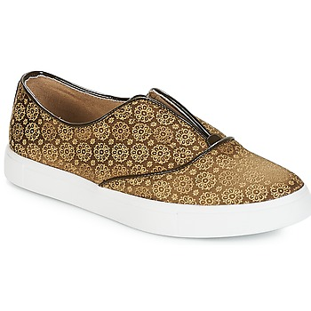 Scarpe Donna Slip on André ROYAUME Kaki