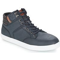 Scarpe Uomo Sneakers alte André RAPPEUR Blu