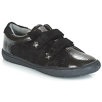 Scarpe Bambina Sneakers basse André HALEY Nero