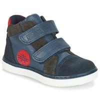 Scarpe Bambino Sneakers alte André JET Blu